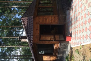 Монтаж террасы в загородном доме
